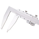 ABS Import Tools 24 Inch / 600Mm Long Vernier Caliper 1/0000 Top Scale .02 Mm Bottom Scale