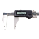 ABS Import Tools 40 Inch / 1000Mm Long Digital Electronic Caliper: Jaws Measure At 6 Inches