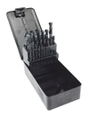 ABS Import Tools 29 Piece BLack Oxide HSS Drill Set (1/16-1/2 Inch By 64Ths)