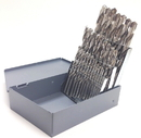 ABS Import Tools 29 Piece HSS Jobber Drill Set (1/16-1/2 Inch) Usa