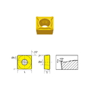 ABS Import Tools SCMT-32.52-HM Square(Rake) Insert-XAB749