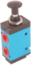 ABS Import Tools 8401-0263 3 - Way Manual Mechanical Valves 1/4 Inlet
