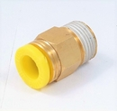 ABS Import Tools 8401-0276 Push To Connect Male Tube Fitting 1/8 X Npt 1/4