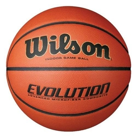 "Wilson Evolution Intermediate Basketball - Intermediate Size (28.5""), Price/EA"