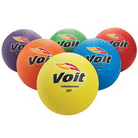 "Voit 8-1/2"" Playground Balls - Prism Pak - 8 1/2"", Price/SET"