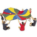 US Games 12' Parachute w/12 Handles - 12' Dia. only