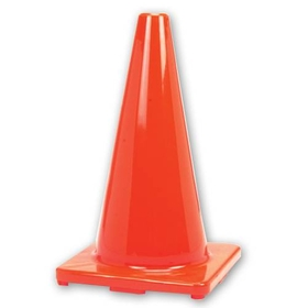 "POLY ENTERPRISES Game Cones - 28"", Price/EA"