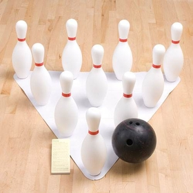 Gamecraft Lightweight Bowling Set, Price/SET