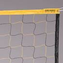 MacGregor Econo Yel/Blk Volleyball Net - Yellow and Black only