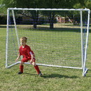 Funnet Goal 6'H x 8'W x3'D - Goal w/Net - 1 Each