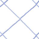 BSN Sports Funnet Replacement Net - 3' x 4' - Replacement Net - 3mm, Blue only