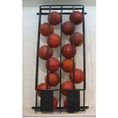 BSN Sports Wall Mounted Ball Locker - Double - Double only