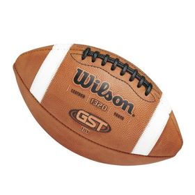 Wilson GST TDY Youth Football - Youth, 12-14, Price/EA
