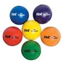 "Voit Tuff Foam Mini Playball Set of 6 - 5"" ""Mini Playball""(Prism Pack) only"