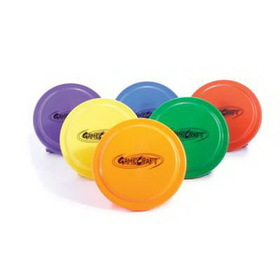 "Gamecraft 9"" Flying Discs Set of 6, Price/SET"