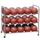 BSN Sports Double-Wide Steel Ball Cart only