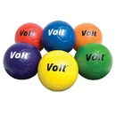 Voit Coated Foam Soccer Ball Size 4 Set of 6 - Size 4 (Prism Pack) only