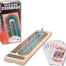 PRESSMAN TOY Wood Cribbage With Cards only