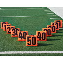 Pro Down Solid Sideline Markers 5pc Set - 5 Piece Set only