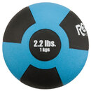 Champion Reactor Rubber Medicine Ball - 2.2 lb. - Light Blue only