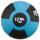 Champion Reactor Rubber Medicine Ball - 2.2 lb. - Light Blue only