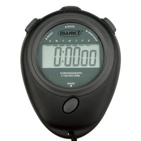 Mark 1 Economy Stopwatch BLACK, Price/EA