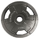 Champion Olympic Grip Plate - 35 lb. only