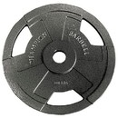 Champion Olympic Grip Plate - 100 lb. only