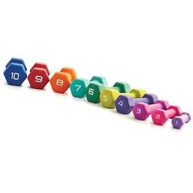 Cap Barbell NEOPRENE DUMBBELL - PINK 1LB, Price/EA