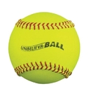 "BSN Sports Unbelieva-Ball - 11"" Softball - Yellow only"
