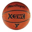 Normalteile Macgregor X500 Basketball W/Ymca Logo - Intermediate Size