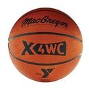 Normalteile Macgregor X2500 Basketball W/Ymca Logo - Junior Size