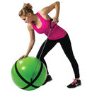 Body Ball Strap With Handles 75 Cm only