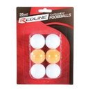 6 Pack of Foosballs