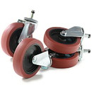 Gamecraft Zoomer Scooterz Replacement Wheels only