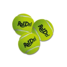 Rol-Dri Pressureless Tennis Balls, Price/DZN