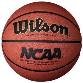"Wilson Solution NCAA Women's Basketball - Intermediate Size (28.5""), Price/EA"