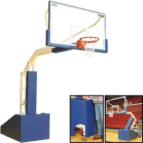 Bison T-REX 96 Adjustable/Portable Goal, Price/EA
