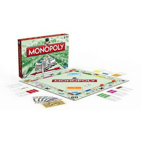 Hasbro Monopoly - English Version, Price/EA