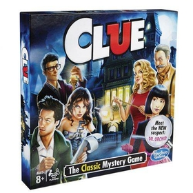 Hasbro Clue, Price/EA