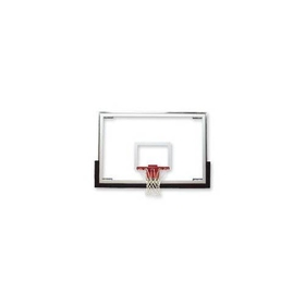 "Bison Standard Short Glass Backboard - 42"" x 72"" Backboard Only, Price/EA"