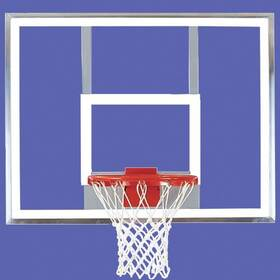 Bison Durable Polycarbonate Backboard, Price/EA