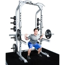 BSN Sports Champion Half Rack With Platform Rack And Platform - Half Rack and Platform only