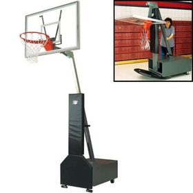 Bison Club Court Acrylic Port/Adjustable Systm, Price/EA
