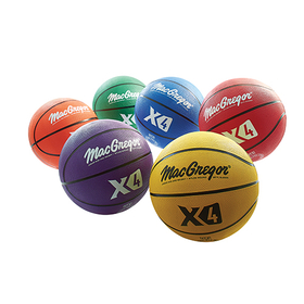 MacGregor Multicolor Basketball Prism Pack Junior - Junior Size Prism Pack, Price/Pack
