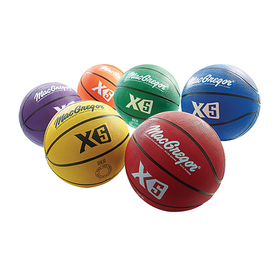 MacGregor Multicolor Basketball Prism Pack Intermediate, Price/PAC