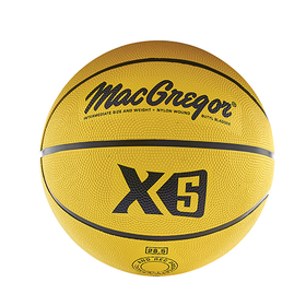 "MacGregor Multicolor Basketballs-Intermediate Size - Intermediate Size (28.5""), Price/EA"