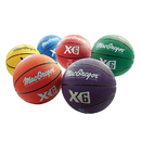 Normalteile MacGregor Multicolor Basketballs - Official Size Prism Pack only