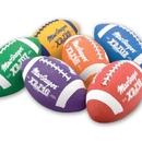 MacGregor Multicolor Footballs - Junior Size Prism Pack only