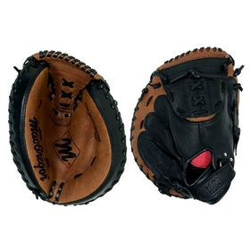 "MacGregor BBCMPROR  32"" Youth Catcher's Mitt - LHT - Fits Right Hand, Price/EA"
